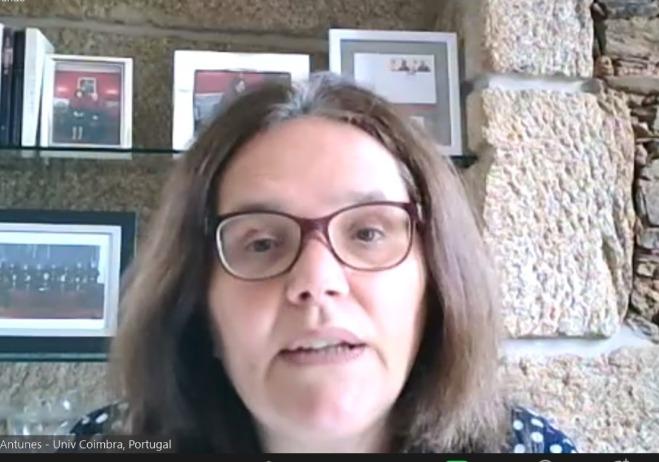 Prof. Doutora Maria João Antunes